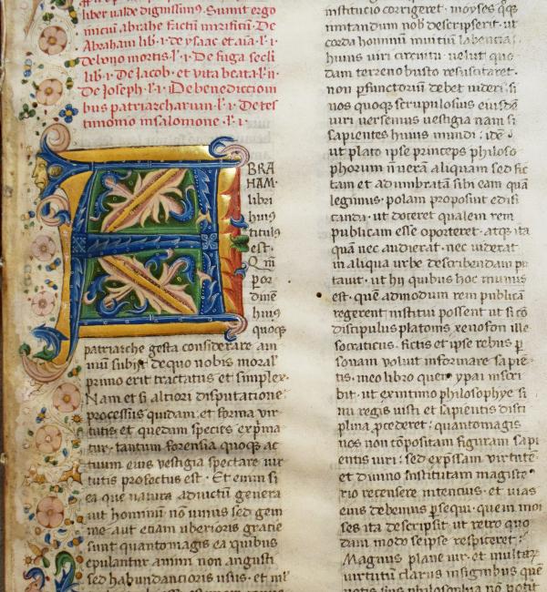 Incunables 1 Biblioteca de Montserrat