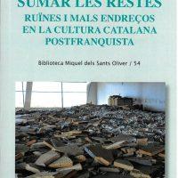 Sumar les restes Sants Oliver Biblioteca de Montserrat