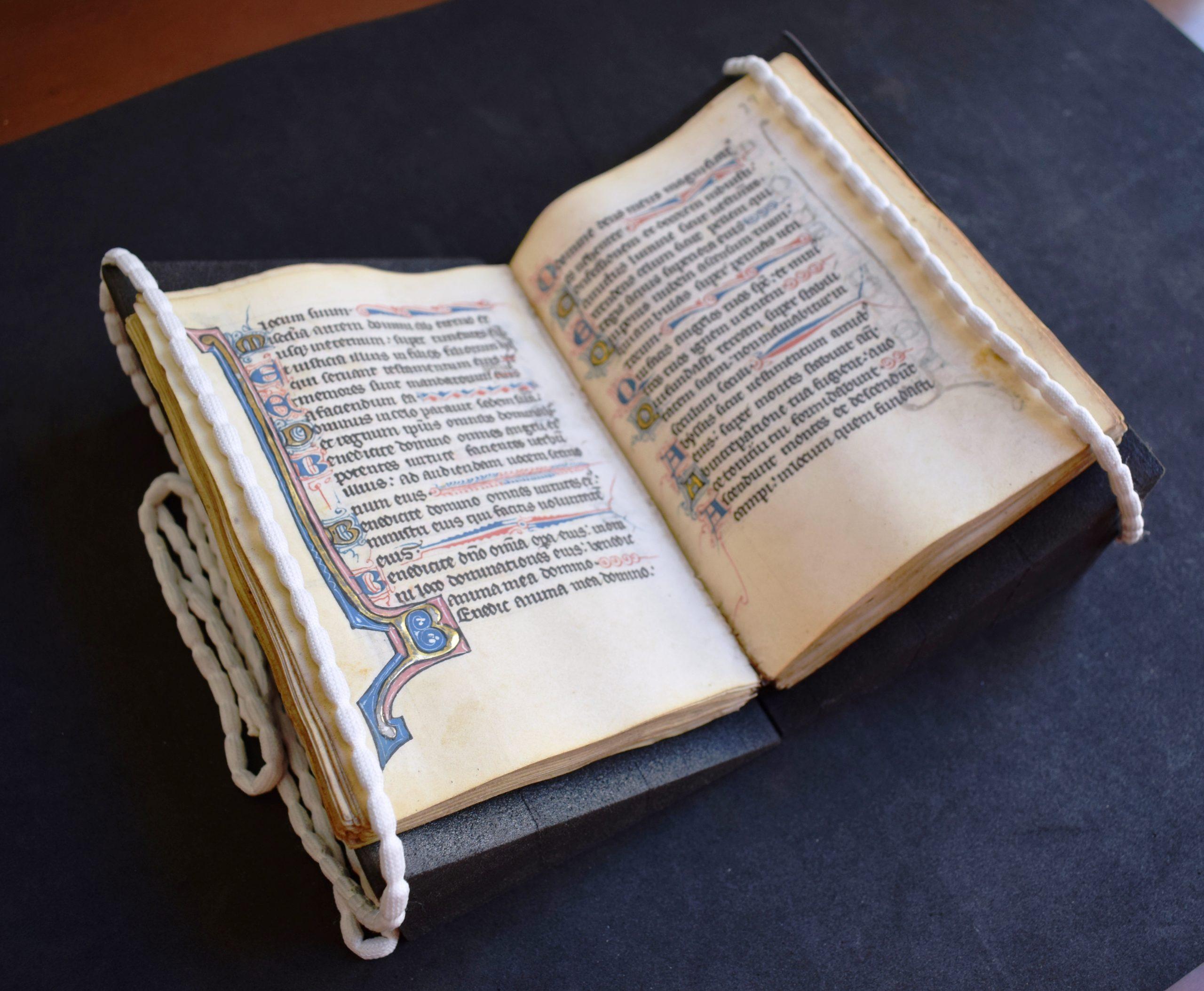 Mesures de conservació Biblioteca de Montserrat