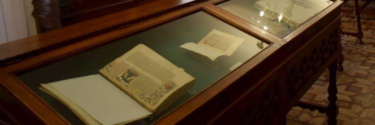 Libros antiguos Biblioteca de Montserrat